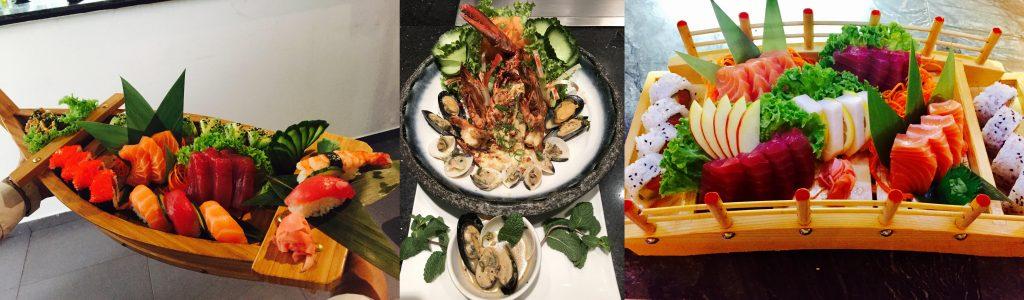 Samourai Sushi Asian Fusion Restaurant Best Restaurant